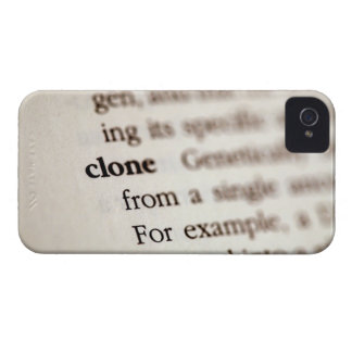Definition of clone Case-Mate iPhone 4 case