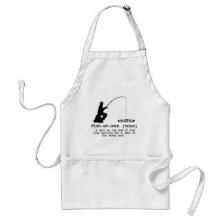 Definition of Fisherman Standard Apron