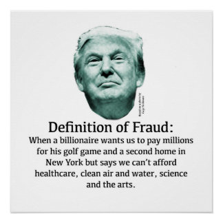 Definition of Fraud: When a Billionaire...