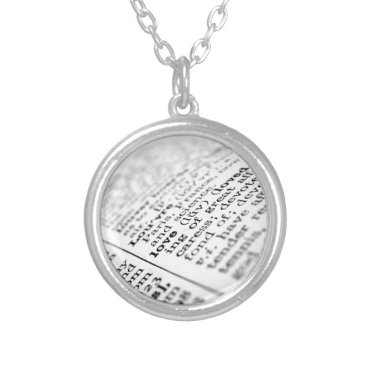 Definition of Love Necklace