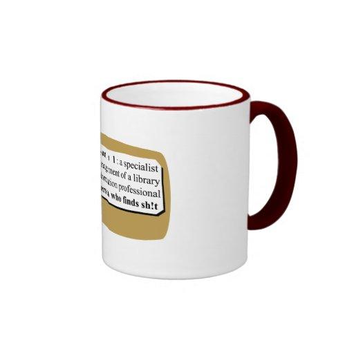 Definition Ringer Mug