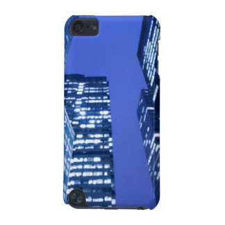 Defocused upward view of office building windows iPod touch (5th generation) covers