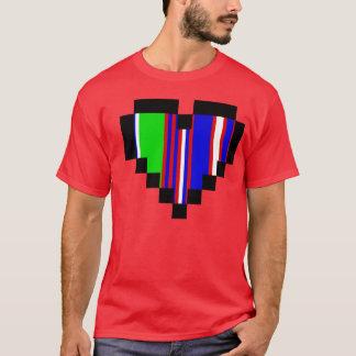 Defrag <3 8-bit T-Shirt