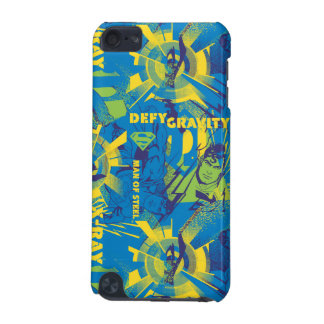 Defy Gravity - Blue iPod Touch (5th Generation) Cases