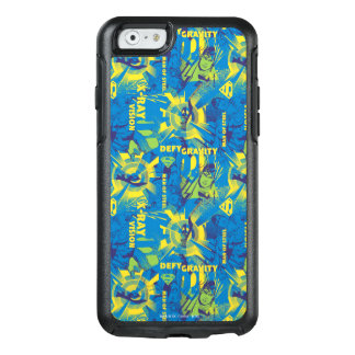 Defy Gravity - Blue OtterBox iPhone 6/6s Case