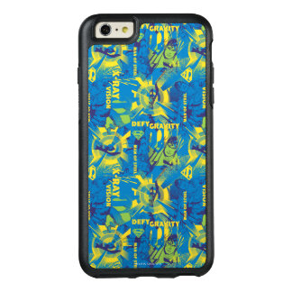 Defy Gravity - Blue OtterBox iPhone 6/6s Plus Case