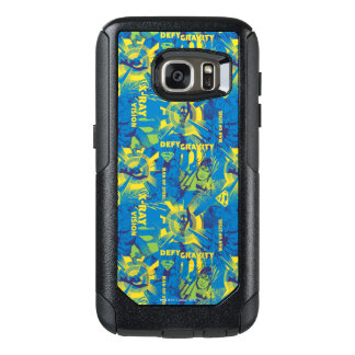 Defy Gravity - Blue OtterBox Samsung Galaxy S7 Case