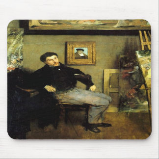Degas Art Cards Mugs Totes and Gifts Mouse Pad