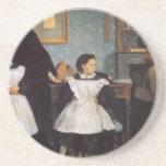 Degas Art Drink Coaster
