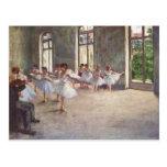 Degas Art Post Cards