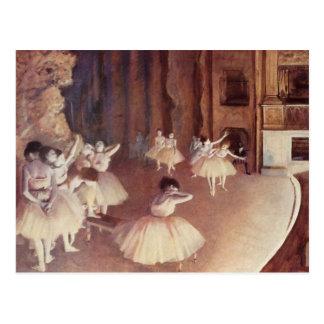 Degas Art Postcards
