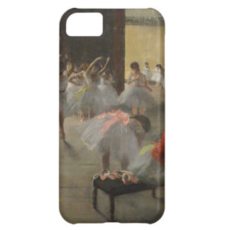 Degas Ballerina, Dance Class iPhone Case