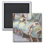 Degas Ballet Dancers Impressionist Refrigerator Magnets