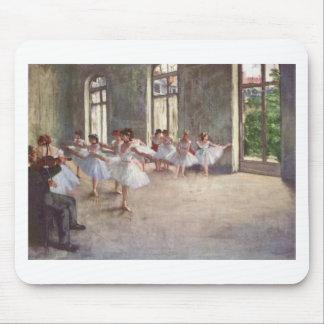 Degas Ballet Dancers Mouse Pad