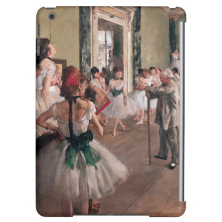 Degas Ballet Painting, Old Ballet class