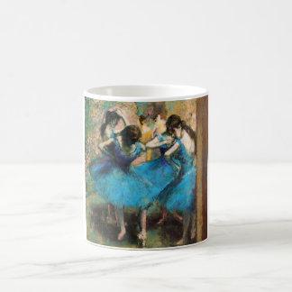 Degas Blue Dancers Mug