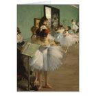 Degas Dance Class Ballet Dancers