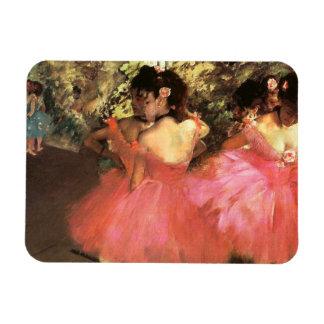 Degas Dancers in Pink Magnet