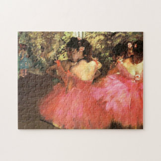 Degas Dancers in Pink Puzzle