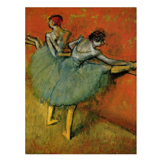 Degas, Edgar Germain Hilaire T?nzerinnen an der St