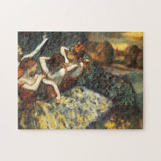 Degas Four Dancers Puzzle