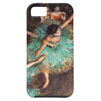 Degas Green Dancer Case For The iPhone 5