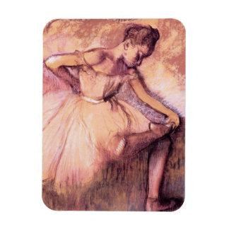 Degas Pink Ballerina Magnet