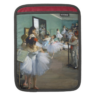 Degas The Dance Class iPad Sleeves