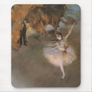 Degas The Star Mouse Pad