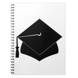 Degree Hat Notebook