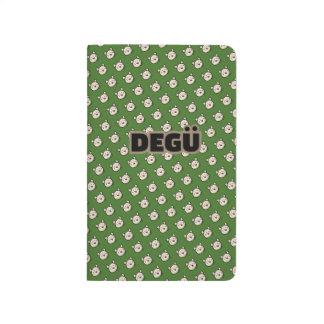 DEGU LIFE degudezainnoto green Journal