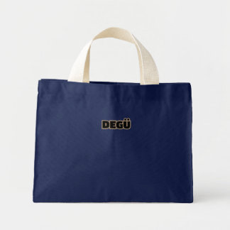 DEGU♡LIFE MINI TOTE BAG