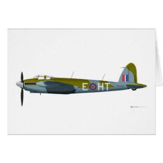 DeHavilland DH-98 Mosquito Card