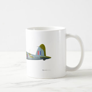 DeHavilland DH-98 Mosquito Basic White Mug