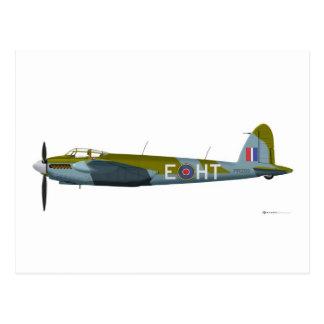 DeHavilland DH-98 Mosquito Postcard