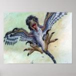 Deinonychus Print