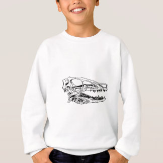 Deinonychus Sweatshirt