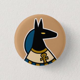 Deity :: Anubis 3 Cm Round Badge