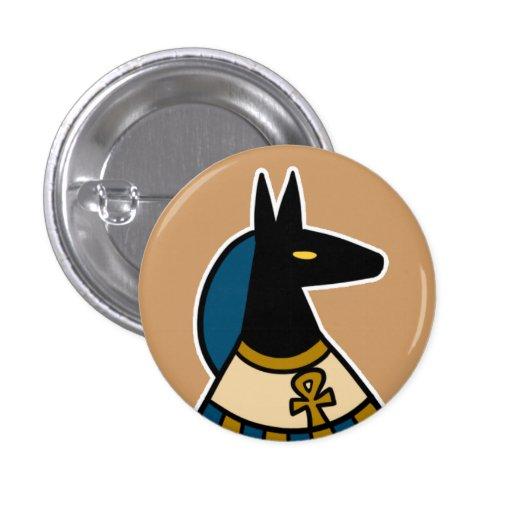Deity :: Anubis Pinback Button