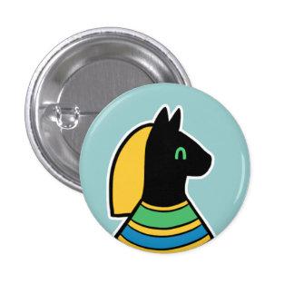 Deity Bastet Pinback Button