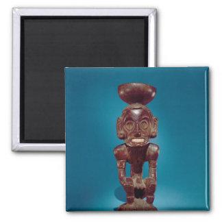 Deity figure , Dominican Republic Magnet