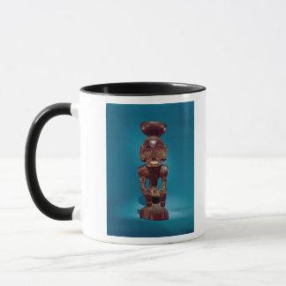 Deity figure , Dominican Republic Mug