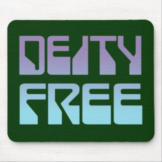 Deity Free Mouse Pad