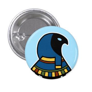 Deity :: Horus 3 Cm Round Badge