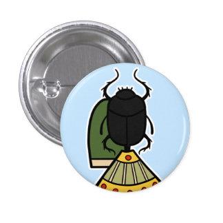 Deity :: Khepri 3 Cm Round Badge