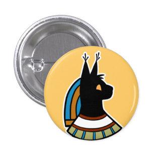 Deity :: Mafdet 3 Cm Round Badge