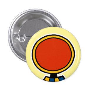 Deity :: Ra 3 Cm Round Badge