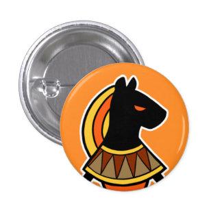 Deity :: Sekhmet 3 Cm Round Badge