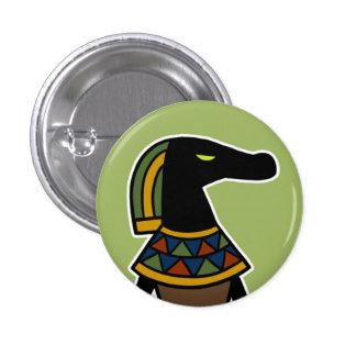 Deity :: Sobek 3 Cm Round Badge