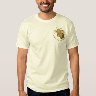 Deja Moo Feeling Embroidered T-Shirt